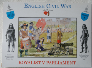A Call To Arms 1/32 CAL3201 Royalist v Parliament (ECW)